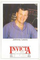 Another photo card from Invicta, this time from  1990